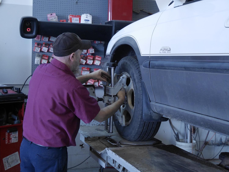 Gunnison Auto Shop